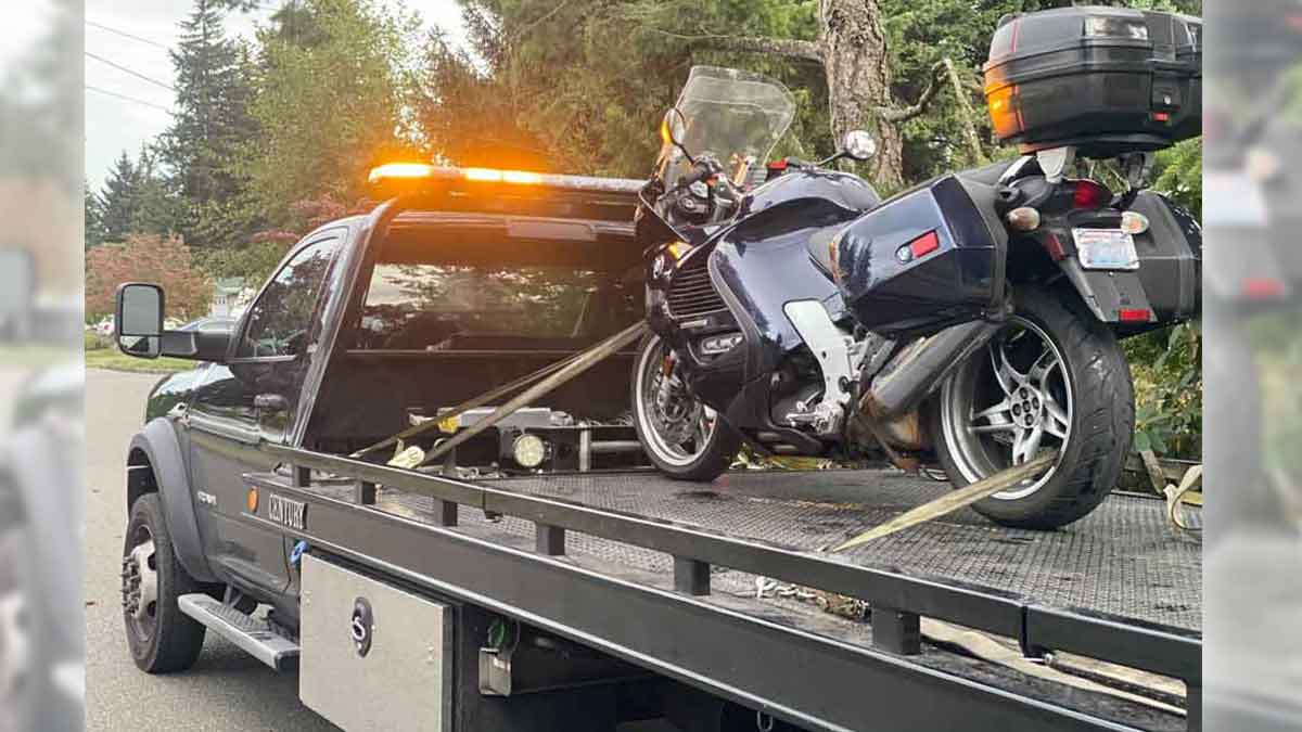 Motorcycle Towing Seattle
